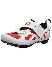 Pearl Izumi Men's TRI FLY V Black Tri Cycling Shoe