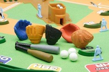 Iwako Japanese Erasers / Baseball / 7PCS.