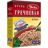 Buckwheat Kernel Groats Uvelka 5 packs/100 G