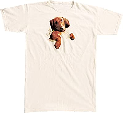 The Mountain Women's Naptime Dachshund Nightshirt - Clearance
