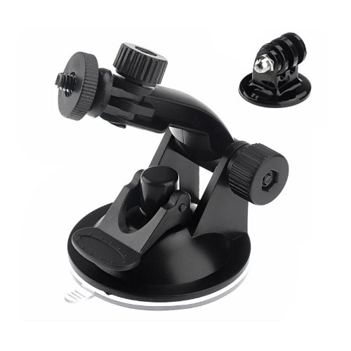 Limited Stock!!! Hurry Sale!!!Window Suction Cup Mount+Tripod Adapter For Gopro Hd Hero 1 2 3 3+ Camera In Cameras