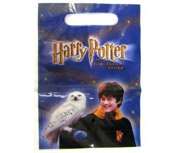 Harry Potter 'Sorcerer's Stone' Favor Bags (8ct) - 1