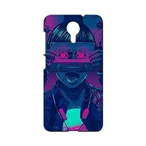 G-STAR Designer Printed Back case cover for Micromax Canvas E313 - G3661