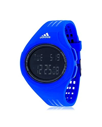 Adidas Unisex ADP3160 Blue Digital Watch