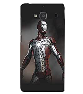 PRINTSWAG SUPERHERO Designer Back Cover Case for XIAOMI REDMI 2 PRIME