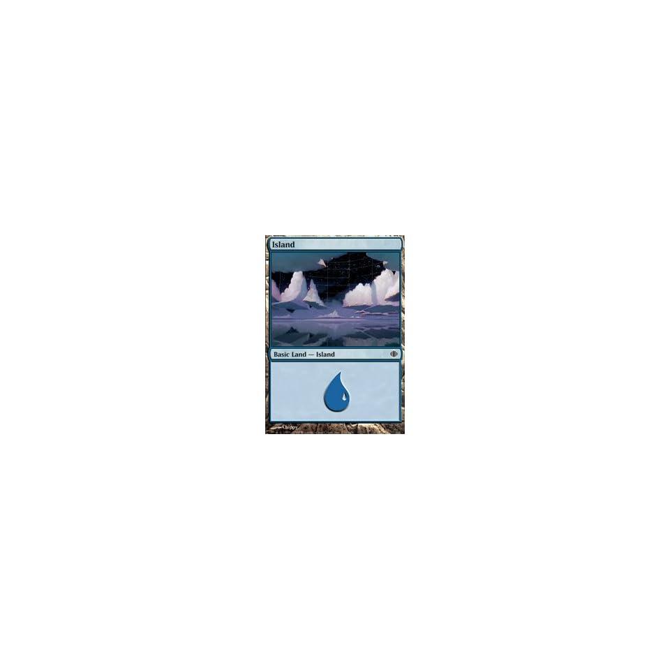 Island #235 *FOIL* Magic MTG Shards of Alara