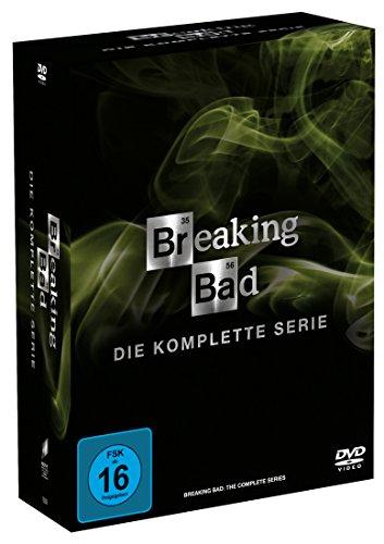 Breaking Bad - Die komplette Serie (21 Discs)