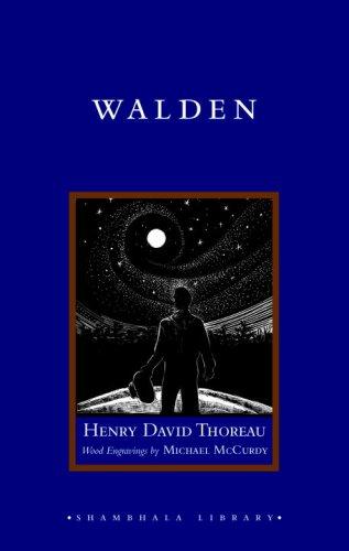 Walden (Shambhala Library)