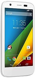 Motorola Moto G 4G SIM-Free Smartphone - White