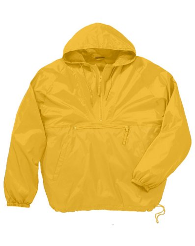 Men nylon jacket packable