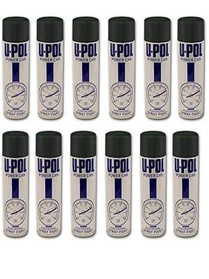 u-pol-12-x-power-can-satin-black-paint-500ml-aerosol-upol-powercan-satin-black-durable-top-coat-with