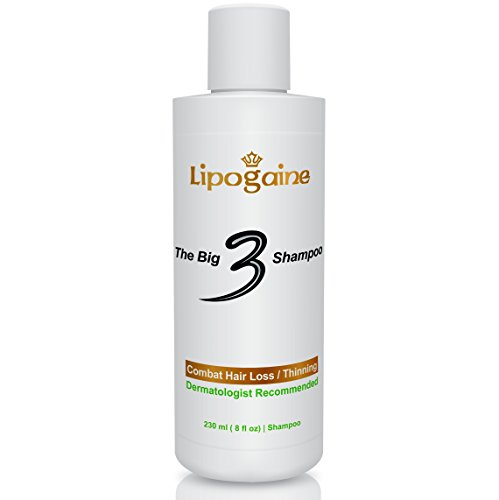Lipogaine Big 3 Premium Hair Loss Prevention
