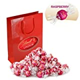Lindor Special Collection Raspberry Chocolate Truffles (1 x 150g, 12 Truffles)