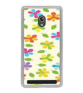 ifasho Designer Phone Back Case Cover Asus Zenfone 6 A600CG ( Pink Pattern Trust Me Baby Quotes )