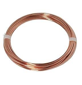Craft wire bare copper craft wire 10 gauge 5 for 10 gauge craft wire