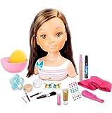 Toy - Famosa 700010613 - Nancy's Make-Up Schule, Modepuppe
