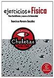 Ejercicios de Física para Bachillerato (CHULETAS)