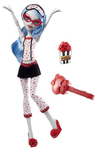 Monster High Dead Tired Doll, Ghoulia Yelps