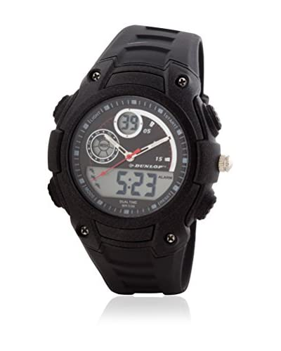 Dunlop Reloj de cuarzo Dun235G03  45 mm