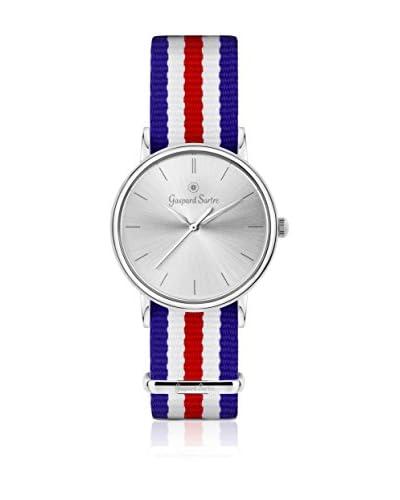 Gaspard Sartre Reloj de cuarzo La Variée Azul / Rojo / Blanco 36 mm