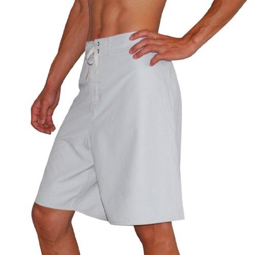 Mens QUIKSILVER TORQUE HYBRID Surf Boardshort Board Shorts - Size: 36