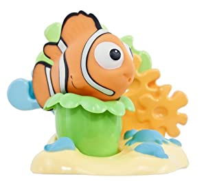 Sassy Disney Scoop, Squirt and Store Bath Tub Toy, Finding Nemo