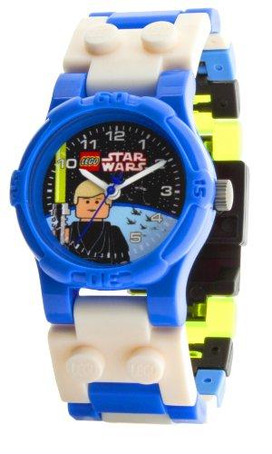 LEGO Kids' 9002892 Star Wars Luke Skywalker Watch