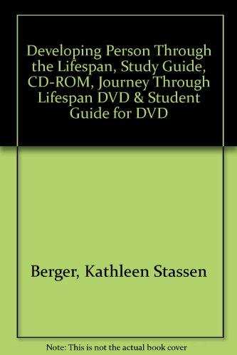 The developing person through the lifespan 9th edition pdf
