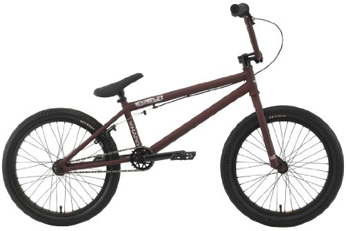 Haro 350.1 21In BMX Bike Matte Blood 20