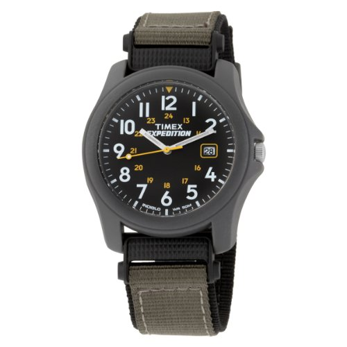 Timex Men's T42571 Camper Expedition Classic Analog Watch