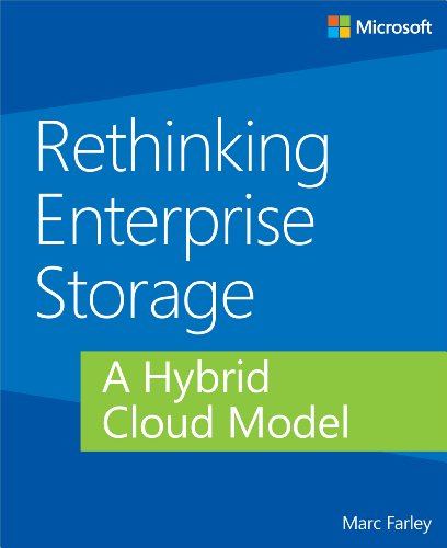 Rethinking Enterprise Storage: A Hybrid Cloud Model