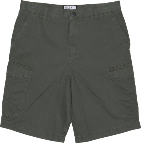 BILLABONG (2013) Mens Transmit Walk Shorts in Surplus Khaki (WAIST 38
