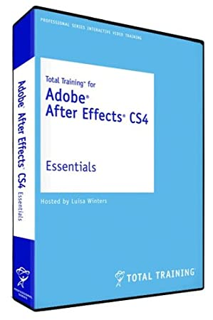 Total Training For After Effects CS4 Essentials