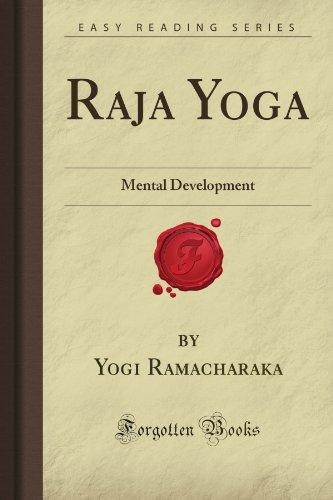 Raja Yoga: Mental Development (Forgotten Books) front-714353