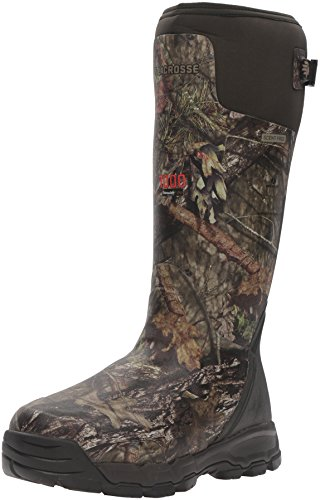 LaCrosse Men's Alphaburly Pro 18″ 1000G Hunting Shoes
