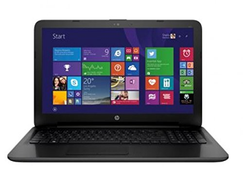 HP 250 G4 15.6-Inch HD Notebook (Black) - (Intel Core i5 6200U, 8GB DDR3 RAM, 1000GB Storage, Integrated Graphics, Windows 10 64bit, USB3 | HDMI | Bluetooth)