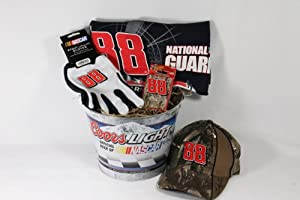NASCAR Dale Earnhardt Jr Gift Basket by The Sport Basket