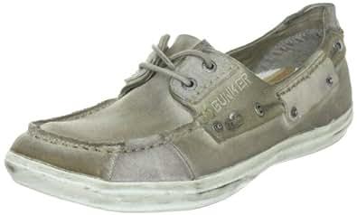Bunker Lace up SAIL-CTUI-26, Chaussures basses homme - TR-B1-Gris-373, 44 EU