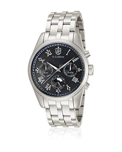 S. Coifman Reloj de cuarzo Man SC0160 45 mm