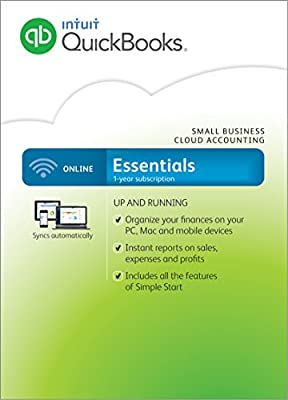 QuickBooks Online Essentials 2016 Small Business Accounting (PC/Mac)