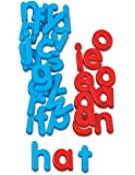 Color-Coded Magnetic Letters - Lowercase