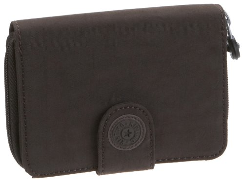 Kipling New Money, Women's Wallet, Expresso Brown,