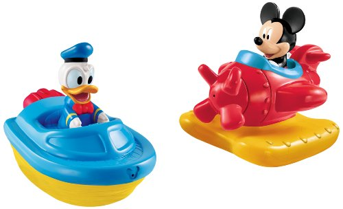Fisher-Price Disney Mickey and Donald Squirters - 1