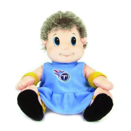 Tennessee Titans 9- Inch Plush Mascot - 1