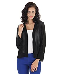Only Women's Casual Shrug_5711884263508_Black_ 40