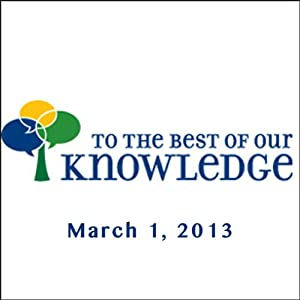 To the Best of Our Knowledge: American Invention Radio/TV Program
