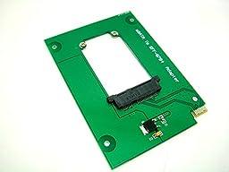 mSATA SSD As WD Blue UltraSlim SATA 3 HDD WD5000MPCK SFF-8784