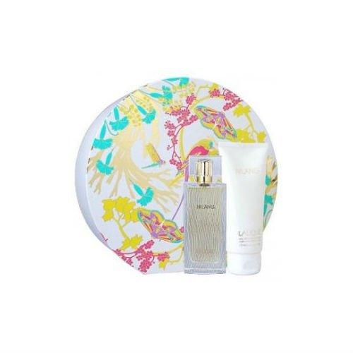 Lalique Nilang Eau De Parfum Spray 100ml Set 2 Parti