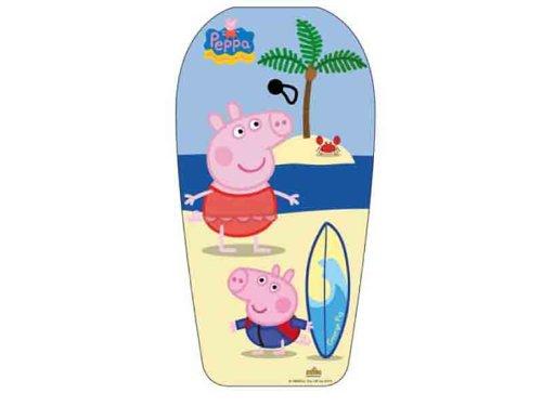 Peppa Pig - Tabla Bodyboard, 84 cm (Saica Toys 9117)