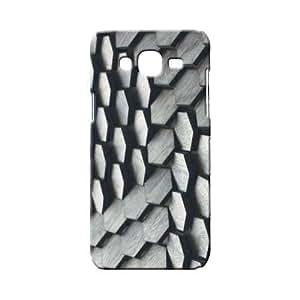 BLUEDIO Designer 3D Printed Back case cover for Samsung Galaxy A7 - G4482